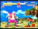 サムライスピリッツ (初代) 1g20 アースクェイク vs 覇王丸