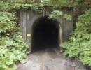 【恐怖】秋田県 県内一長い林道トンネル