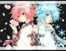 【鏡音レン(デュオ)】桜と雪のロンド【オリジナル】