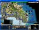 Civilization4 BtS 実況play 難易度どん