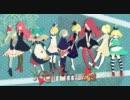 【ボーマス18】女子Pお菓子コンピ『sugirl*music』【クロスフェード】
