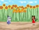 【MUGEN】アホジン神 対戦(モザイク動画)【絶対許早苗】