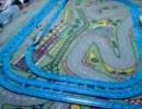プラレールの3レーンスピードレース