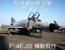 築城基地航空祭2007 F-4EJ改 5空団機動飛行