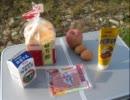 川原でパズーのパン焼いてきたよ!【再挑戦編】