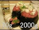 【メガ盛り】メガねぎとろ 一皿2.0kg【作
