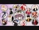 【*15人合唱*】千本桜-和風Band Edition-