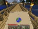 【ゆっくり実況】Minecraft無人島開拓日記@六日目