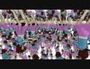 【MMD】 物理ほめ春香のマトリョシカへ突撃カメラワークっ!