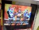 【響鬼装甲】ガンバライド02 HEXステージ敗北【友達プレイ】