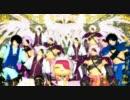 【MMD】WアニキたちでSweet Magic【戦国BASARA】