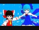 【東方アレンジ】童祭 歌:結月ゆかり