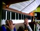 熊蜂の飛行をピアノで弾いてみた