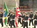 【演奏増量版】2008年ブラジル開催日本移民100周年式典【皇太子殿下閲兵】