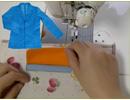 【洋裁】フタつき(フラップ)ポケットの縫い方