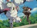 世界一かっこ悪いロボットアニメ戦闘シーン