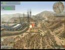 Enemy Territory Quake Warsを普通にプレイ(Strogg MAP:Area 22)