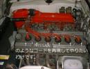 【脱積プラ宣言】2000GTR、完成!【エンジン追加工作】