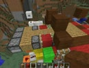 【Minecraft】 絶対に「本棚格納式エンチャント部屋」が作れる動画 後編