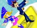 【遊戯王MMD】AIBOとBMGでヒャダインのカカカタ☆カタオモイ-C