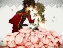 【歌ってみた】背徳の花【零&yunya】 thumbnail