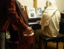 コントラバスとピアノで「ザナルカンドに