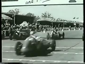 1950 F1 開幕戦 イギリスGP - ニコニコ動画