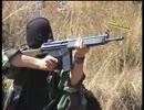 【アフガン】 タリバンが使用する様々な銃の実射動画
