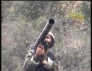 【アフガン】 タリバンが使用するRPG-7・B10等の実射動画