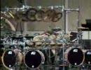 Terry Bozzio氏のテラドラム