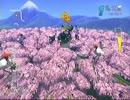 【ModNation】Cherry Blossoms【自作コー