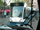 【前面展望】オランダの路面電車(LRT)