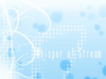 a_hisa - Whisper of Stream