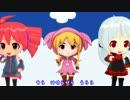 【MMD】びぱぴったん【VIPPALOID祭り2012