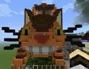 【Minecraft】 ねこバスを奏でてみた