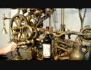世界の技術部:ワインのコルクを抜きグラスへ注ぐマシーン