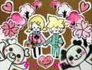 【ニコカラ】桜と僕とあの子にhshsな気持ち 【On Vocal】