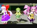 【ぱむ/春歌ナナ/銀歌スバル】We are POP☆CANDY!【UTAU+MMD】