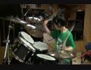 バンドのドラム君が 人生リセットボタン を凄まじく叩いてみた。