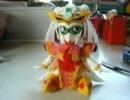 【SDガンダム】フェルトで孫尚香ガーベラを作ってみた。 thumbnail
