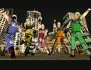 【MikuMikuDance】スマイルプリキュア!ED-再制作【モーショ...