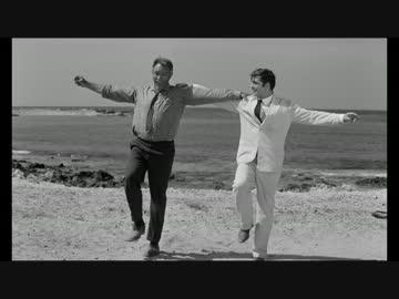 その男ゾルバ』 ゾルバのダンス - ニコニコ動画