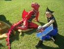 ドン☆遊戯王だらけの世界のコスプレ大会