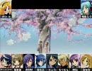 合唱 初音ミクオリジナル 「白の季節」 「桜の季節」