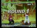【Street Fighter III 3rd Strike】EVO05-10 K.O VS ウメハラ GrandFinal2