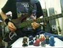 仮面ライダー電王 OP Climax Jump ギターソロを弾いてみた