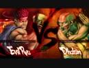 【スパ4AE2012】torimesingo ( Dhalsim ) vs sako ( Evil Ryu )+Daigo Umehara(Ryu)