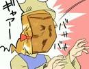 【東方6コマ】早苗がマンガを描きました【3】