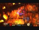 Diablo3 Inferno Butcher モンクソロ