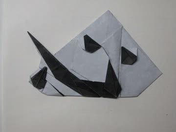 【折り紙】心が折れる動画